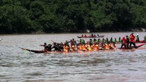 Racing on the Mekong