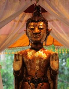 Nirvana Buddha, Wat Xieng Thong