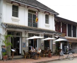 Cafe Ban Wat Sene, Luang Prabang, Laos