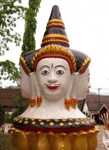 Ka Bin La Phom, Wat Mahathat, Luang Prabang, Laos