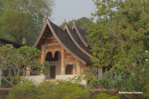 Wat Sip (Siphoutthabat), Luang Prabang, Laos