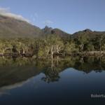Lagoon behind Little Ramsay Bay, Hinchinbrook Island, Queensland