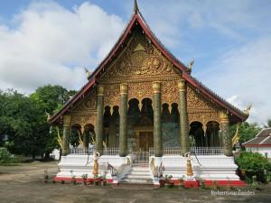Wat Mahathat, Luang Prabang, Laos