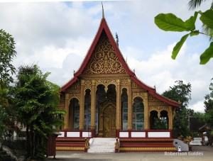 Wat Manorom, Luang Prabang, Laos
