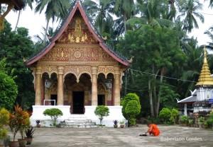 Wat Paphaimi, Luang Prabang, Laos