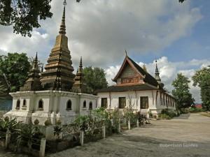 Wat That Luang, Luang Prabang, Laos