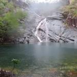 Zoe Falls and rock pool, Hinchinbrook Island, Queensland